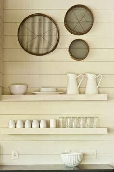 12 Ways to Update Your Kitchen: Open Shelving in the Kitchen