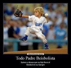 Frase beisbolera!