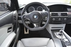 My view every day on the way to work...  Agency Power Sport Steering Wheel BMW M5 E60 | BMW M6 E63 | 06-11