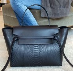 celine replica handbag - Le sac Belt de chez C��line, futur must have ? (blog Andy Heart ...