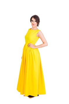 High Quality Designer Dresses for Your Special Occasion by ZoriGInter Trendy Dresses, Women's Fashion Dresses, Yellow Maxi Dress, Evening Dresses, Summer Dresses, Summer Maxi, Summer Outfits, Luxury Dress, Boho Dress