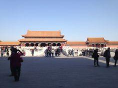Pekin - forbiden city