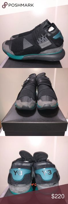 ae36383edeba7 ... Yohji Yamamoto Shoes Athletic Shoes. Y3 Qasa high BB4735 U.S men s size  11 Up for sale is a brand new 100