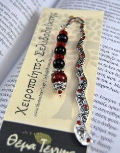 "Bookmark ""Passion"" Bookmarks, Beaded Bracelets, Passion, Jewelry, Jewellery Making, Jewerly, Jewelery, Pearl Bracelets, Jewels"