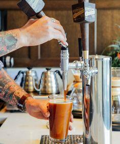 Stumptown Nitro Cold Brew - Iced Coffee Trend