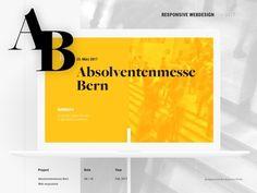 Job Fair Switzerland // Event Page