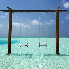 Maldives, This looks blissful