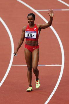 Carmelita Jeter #Olympics2012