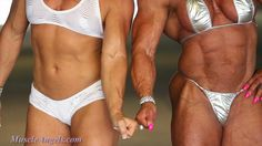 Annie Rivieccio (left,confirmed) & Maryse Manios (right,confirmed)