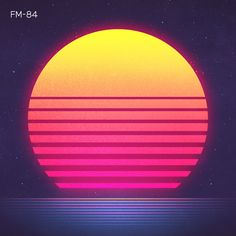 Hearing Atlas by FM-84 is like hearing a soundtrack to the best 80's film I've never seen. I think FM-84's own description on his SoundCloud page sums his style up perfectly: I write sun-soaked 80s inspired cinematic dreamwave and synth pop.FM-84's …