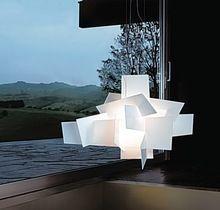 D65cm/95cm Modern Foscarini Big Bang Stacking Creative Modern Chandelier Lighting Art Pandant Lamp Ceiling LED 90-260V Replica(China (Mainland))