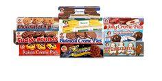 Little Debbie: Gingerbread Cookie Ice Cream Sandwiches Recipe