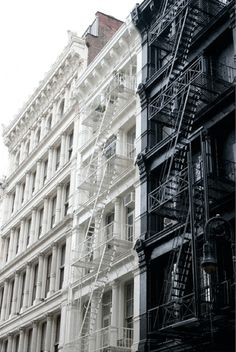 NYC escapes ++ via tessa mulford