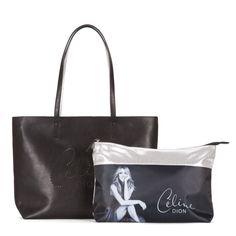 26048f6bd7 Céline Dion Fashion Tote Bag Black