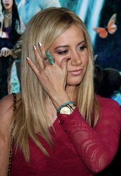 Ashley Tisdale, the start of High School Musical, is wearing which Rolex in this picture?  #ashleytisdale #rolex #CRMJewelers