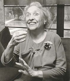 Sweet picture of Helen Keller