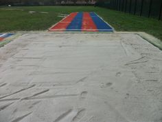Long Jump Pit UK Specialists - http://www.sportsandsafetysurfaces.co.uk/blog/long-triple-jump-run-up-landing-pits/long-jump-pit-uk-specialists/ Sports & Safety Surfaces