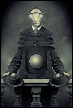 Image detail for -... Викторианский Сюрреализм» Jeffrey Michael Harp