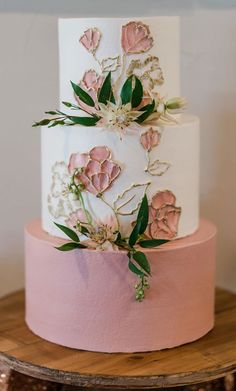 wedding cake, unique wedding cake, pretty wedding cakes #weddingcakes #cakedesigns wedding cakes