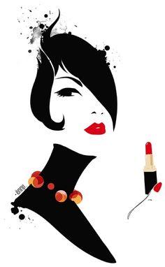 Sans nous en dire plus sur elle, Ennji est une talentueuse illustratrice de mode dont le coup de pinceau à la fois minimaliste et rétro ne devrait laisser personne indifférent que l'on soit passionné de mode ou pas... Du style en toute simplicité A l'instar de Jordi Labanda, Fernando Vicente, J…