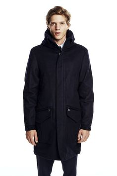 Uniforms for the Dedicated | Orwell Parka
