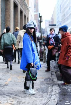 New York Fashion Week F/W 2014-15 - Susie Bubble