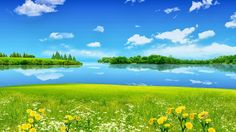 Top quality Nature wallpaper Pictures & Wallpapers, gathered by our Team just for your Background for Free. Natur Wallpaper, Nature Desktop Wallpaper, Background Hd Wallpaper, Beautiful Nature Wallpaper, Summer Wallpaper, Laptop Wallpaper, Landscape Wallpaper, Widescreen Wallpaper, Wallpaper Pc