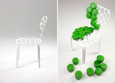"""On collectionne les meubles design comme cette chaise design confortable et ergonomique que nous allons vous présenter aujourd'hui. L'unique """"bOne chair"""""""