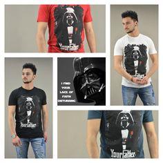 Your father!!!  Ανδρική μπλούζα Your Father! Διαθέσιμη σε: Λευκό, Πετρόλ, Μαύρο, Κόκκινο.  #metaldeluxe #starwars #tshirt #menclothes #menfashion #newarrivals #style