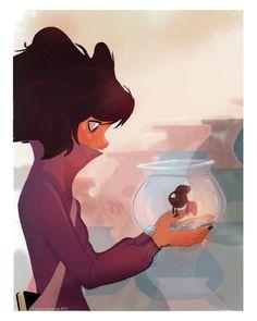 Andrea Fernandez illustrator