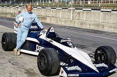 1983  Stirling Moss (Brabham BT52 - BMW)