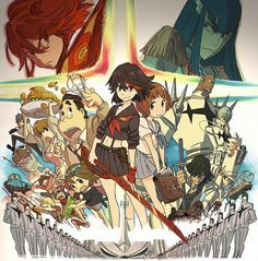 Kill la Kill (TV) - Anime News Network