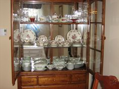 How To Arrange A China Cabinet Google Search Dining Room Pinterest China Cabinets China
