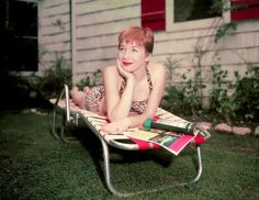 Young Shirley MacLaine in the 1950s and 1960s