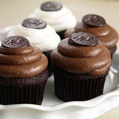 Chocolate Cupcakes at Godiva.com