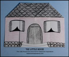There sure is something enduring about the book, The Little House by Virginia Lee Burton. This foldable house and ELA unit will help brings the Little House to life. I love the pictures and how the story is perfect for teaching so many different things! $
