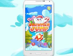 "Check out new work on my @Behance portfolio: ""Дизайн игры Christmas Snowman Jump"" http://be.net/gallery/53569643/dizajn-igry-Christmas-Snowman-Jump"