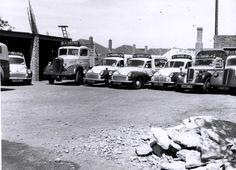 Squire's vans 1950s