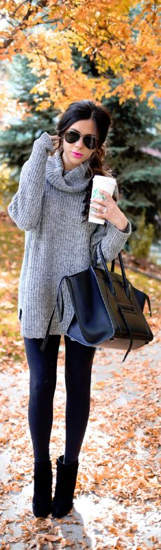 A COZY AUTUMN AFTERNOON / Fashion By The Sweetest Thing