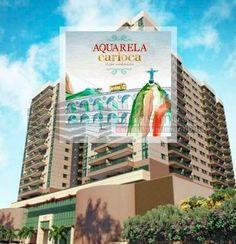 Aquarela Carioca Clube Condomínio