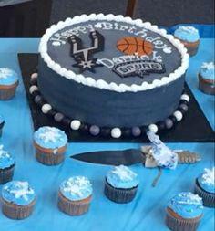 Spurs cake ;)