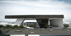 Gallery of Kaohsiung Port and Cruise Service Center Proposal / JET Architecture, CXT Architects & Archasia Design Group - 7