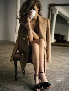 Catherine Deneuve, Belle Dame | Flavia de Oliveira | Mario Sierra #photography | Elle Spain September 2009