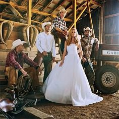Wedding Cowgirl Boots | Country - Western Wedding