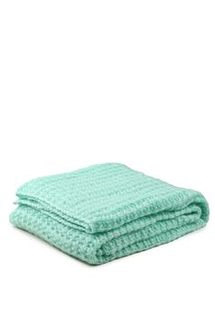 Shop stylish Womens, Mens, Kids, Baby clothes, accessories & more! Cotton Throws, Knitted Throws, Soft Furnishings, Things To Buy, Kids Outfits, Light Blue, Sweet Home, Teal, Room Decor