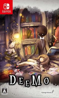 Deemo for Nintendo Switch (Japanese Import) Full English Support Region Free - Nintendo Switch Games - Trending Nintendo Switch Games - Deemo for Nintendo Switch (Japanese Import) Full English Support Region Free Playstation, Xbox, World Music Day, Piano, Manga Kawaii, Rhythm Games, Japanese Games, Japanese Imports, Falling From The Sky