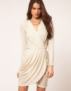 4/11/17 the wrap dress you can see has been with us since 1970's while evolving to the fashion trends in the decade which it is worn. Its a very simple and trendy piece of fashion.