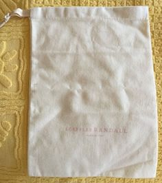 LOEFFLER RANDALL Storage Pouch, Dust Cover Bag, Purse Holder, Drawstring
