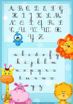 Paroles_La chanson de l 'alphabet