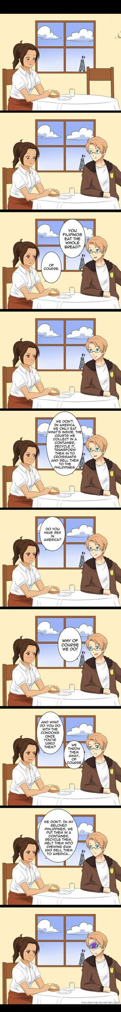 Filipino Joke: The Last is the Best by ExelionStar. This comic made me laugh and laugh